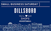 small business saturday poster